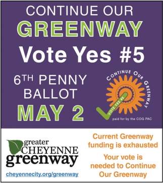 Continue our Greenway