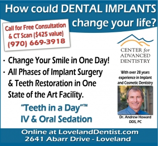 How could Dental Implants