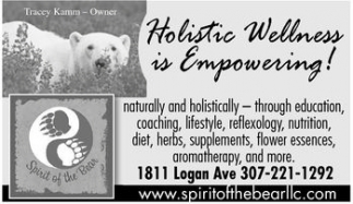 Holistic Wellness is Empowering