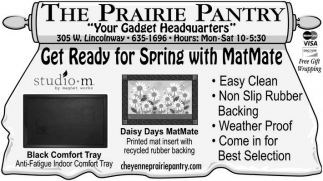 Get Ready for Spring with MatMate