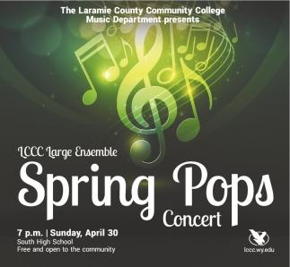 Spring Pops Concert