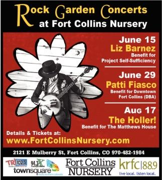 Rock Garden Concerts