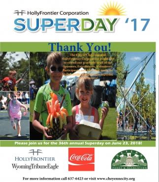 Superday '17