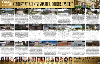 Century 21 Agents: Smarter, Bolder, Faster