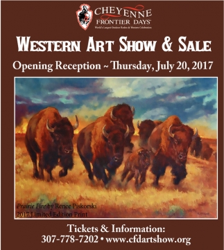 Western Art Show and Sale