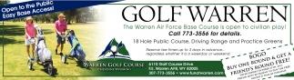Golf Warren