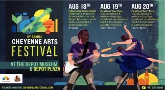 6th Annual Cheyenne Arts Festival