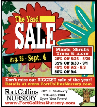 Don't Miss our Biggest Sale of the year!