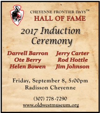 2017 Induction Ceremony