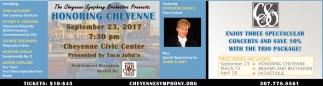 Honoring Cheyenne