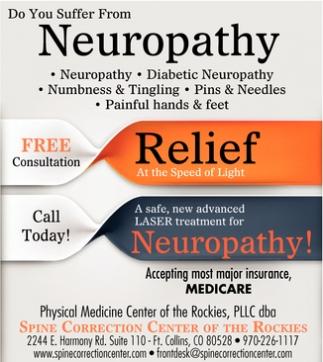 Do you Suffer from Neuropathy