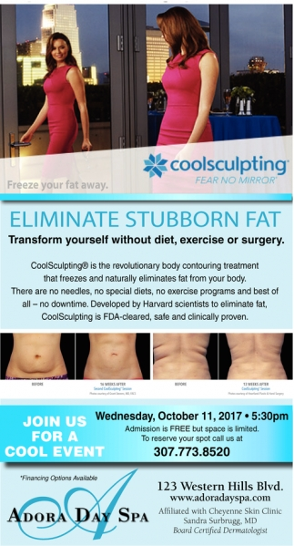Eliminate Stubborn Fat
