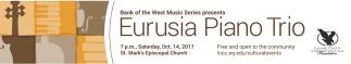Eurusia Piano Trio
