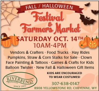 Festival & Farmers Market