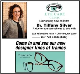 Dr. Tiffany Silver
