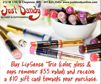 Buy LipSense Trio
