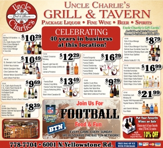 Grill and Tavern