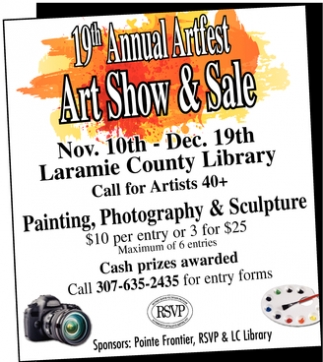 19th Annual Artfest