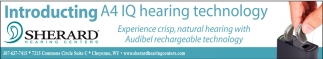 Introducting A4 IQ Hearing Technology