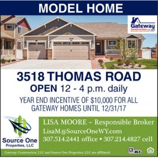 3518 Thomas Road
