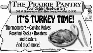 It's turkey time!