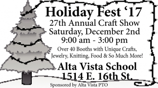 Holiday Fest '17