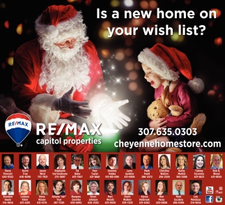 Is a New Home on Your Wish List?