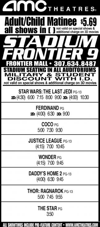 Stadium Frontier 9