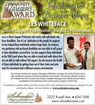 Les Whiteface