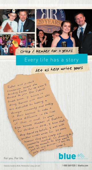 Every life has a story