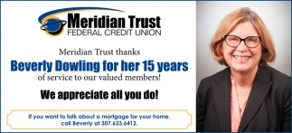 Meridian Trust Federal Credit Union