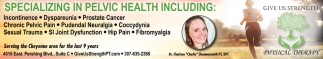 Specializing in pelvic health