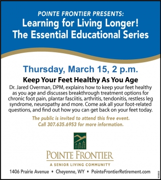 Learning for Living Longer!!