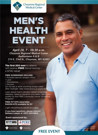 Men's Health Event