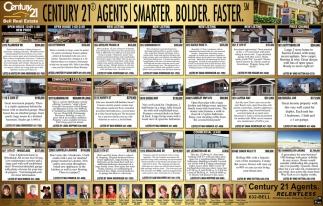 Century 21 Agents Smarter. Bolder. Faster