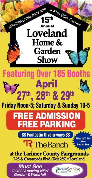 15th Annual Loveland Home & Garden Show