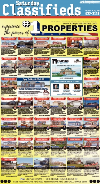 Saturdays Classifieds