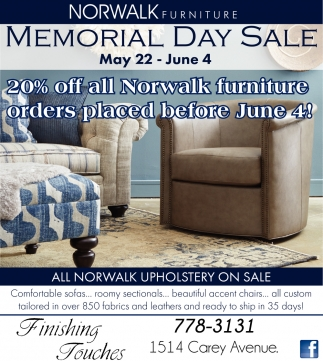 Memorail Day Sale