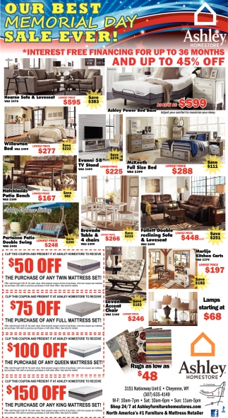Our BestMemorial Day Sale Ever!