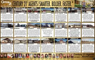 Century 21 Agents Smarter, Bolder, Faster
