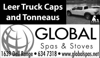 Leer Truck Caps and Tonneaus