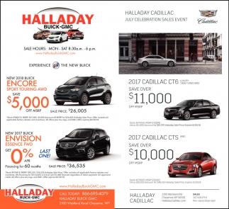 Halliday Cadillac