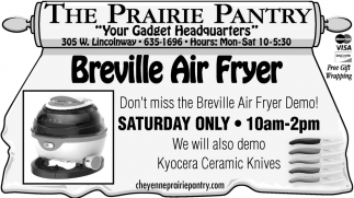 Breville Air Fryer