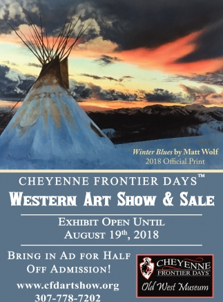 Western Art Show & Sale