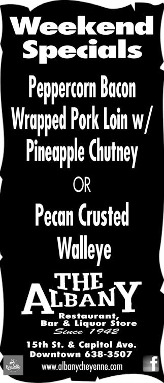 Weekend Specials The Albany Restaurant Cheyenne Wy