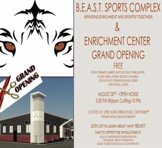 Enrichment Center Grand Opening