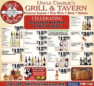 Grill & Tavern