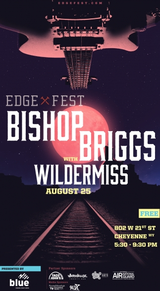Bishop with Briggs Wildermiss