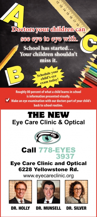Eye Care Clinic