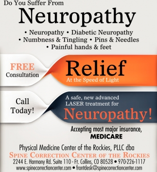 Do you Suffer from Neuropathy